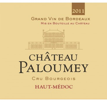 Château Paloumey 2011
