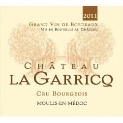 Château La Garricq 2011