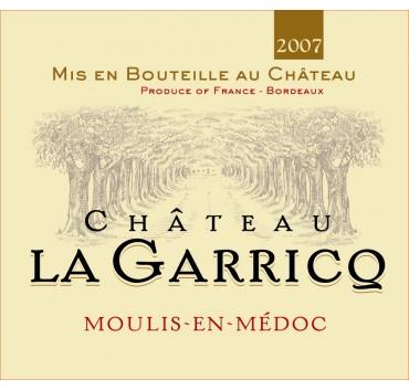 Château La Garricq 2007