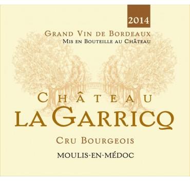 Château La Garricq 2014