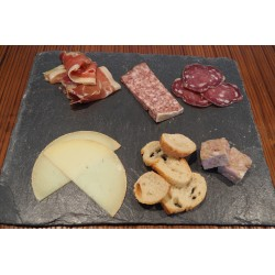 Charcuterie and cheese snack Order