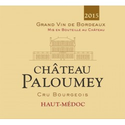Château Paloumey 2015 - Christmas offering
