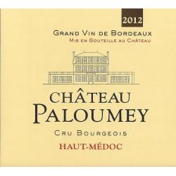 Château Paloumey 2012