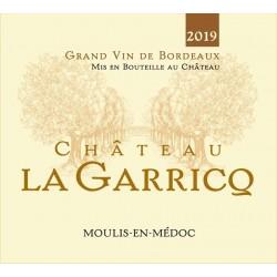 Château La Garricq 2019 - Primeurs