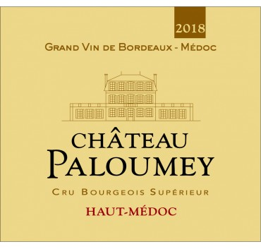 Château Paloumey 2018