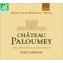 Château Paloumey 2020 - Primeurs