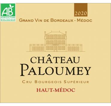 Château Paloumey 2020 - En primeur