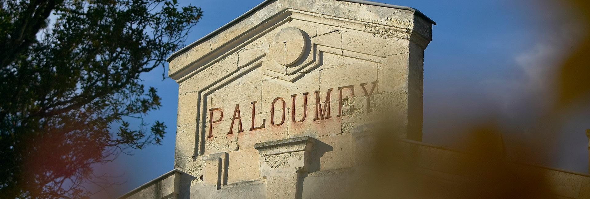 Fronton Château Paloumey