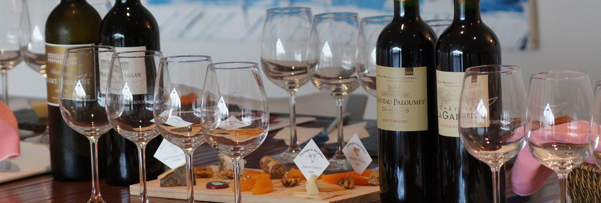 Atelier Vins et Fromages