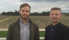 New hospitality team at Château Paloumey