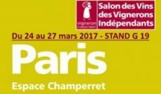 Salon des vins des Vignerons Indépendants de Paris Espace Champerret